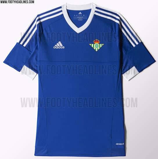 Real Betis 3. trøje 2015/16
