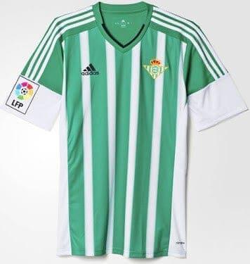 Real Betis hjemmebanetrøje 2015/16