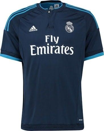 Real Madrid 3. trøje 2015/16