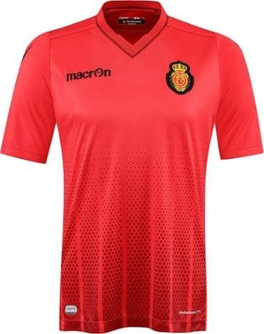 Real Mallorca hjemmebanetrøje 2015/16