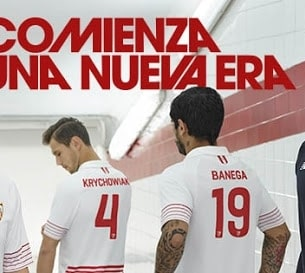 Sevilla fodboldtrøjer 2015/16