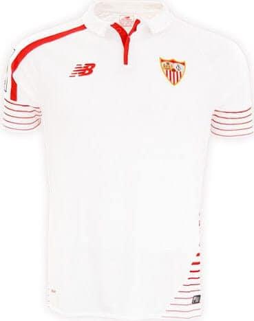 Sevilla hjemmebanetrøje 2015/16