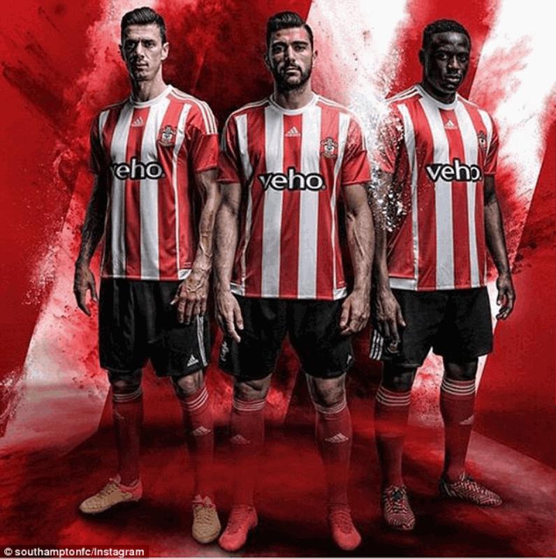 Southampton trøje! Se laveste priser på Southampton trøje i DK!