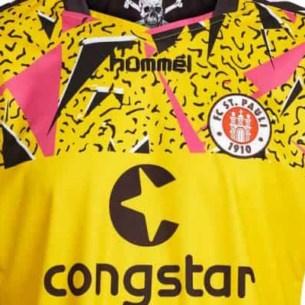 St. Pauli fodboldtrøjer 2015/16