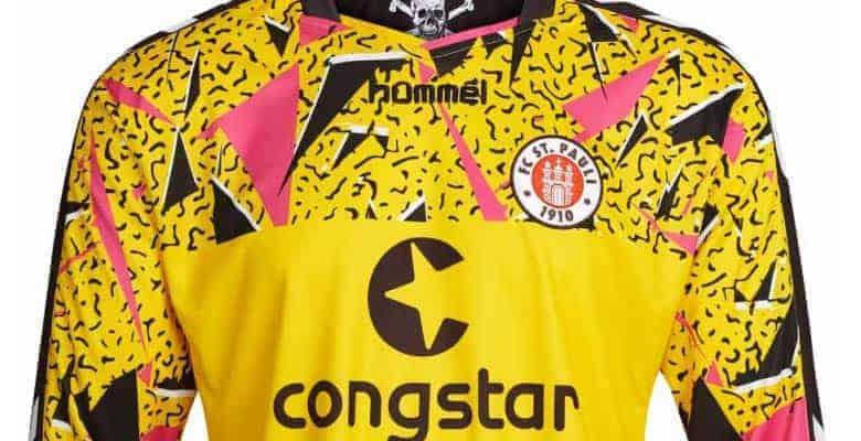 St. Pauli FC trøje! Se laveste priser på St. Pauli trøjer!