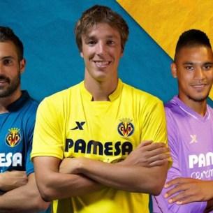 Villarreal fodboldtrøjer 2015/16