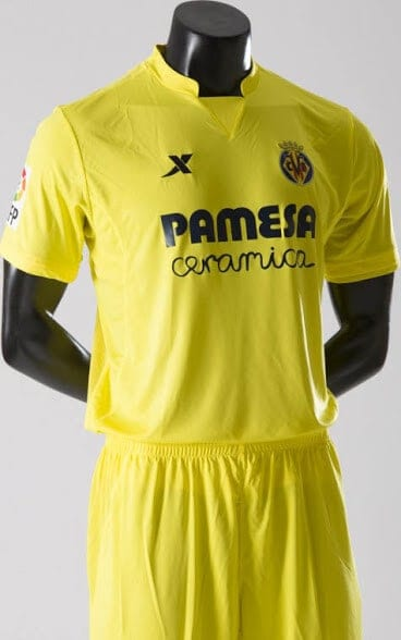 Villarreal hjemmebanetrøje 2015/16