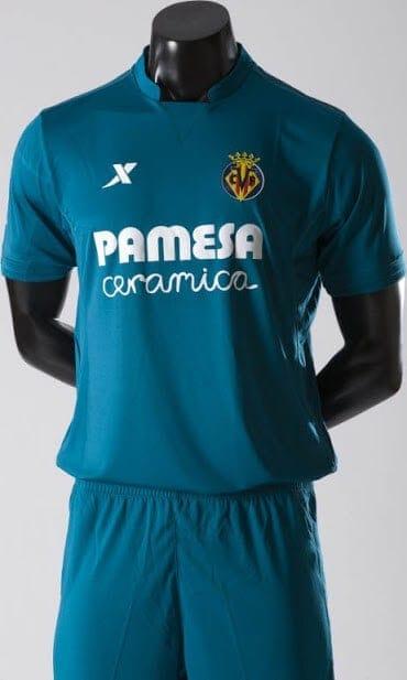 Villarreal udebanetrøje 2015/16