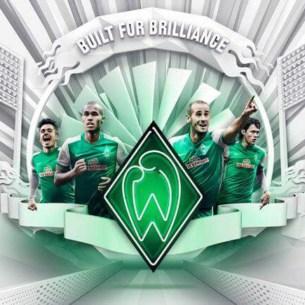 Werder Bremen fodboldtrøjer 2015/16