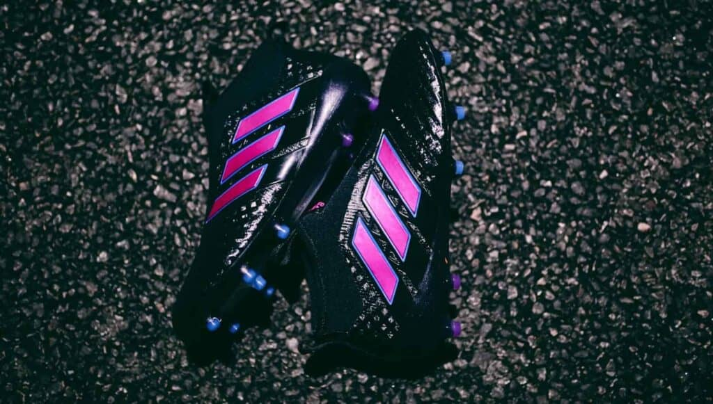 Adidas Ace 17+ Purecontrol Black/Shock Pink