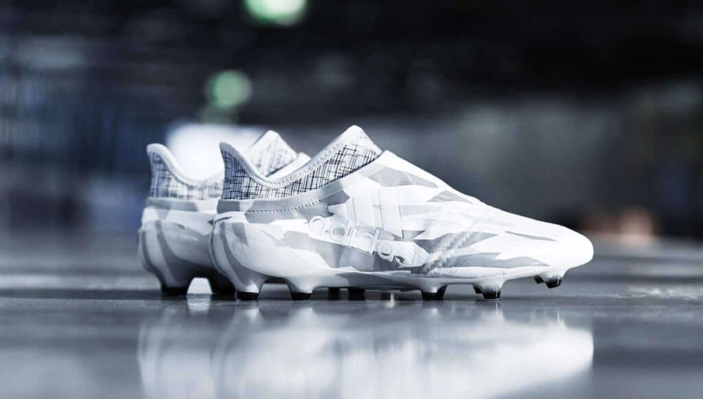 Adidas Camouflage Pack White