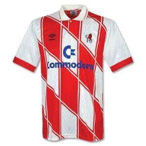 Chelsea udebanetrøje 1990-92