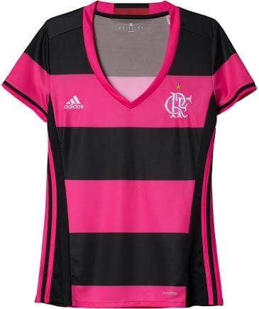 Flamengo special trøje til Kvindernes Internationale Kampdag