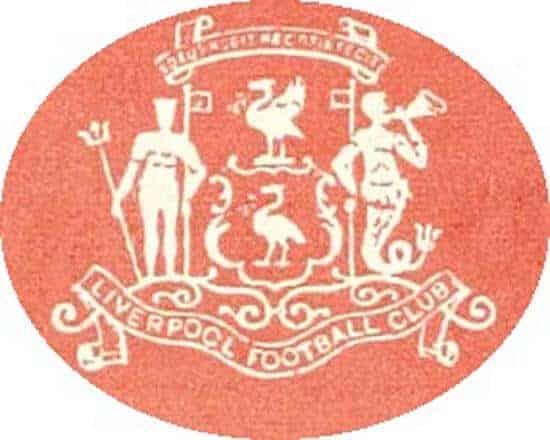 Liverpools første emblem
