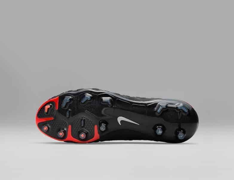 Nike Hypervenom 3 Black Pack sål