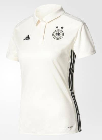EM 2017 for kvinder - Tysklands hjemmebanetrøje