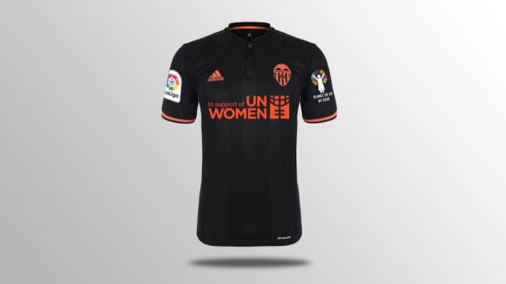 Speciel Valencia trøje til Kvindernes Internationale Kampdag