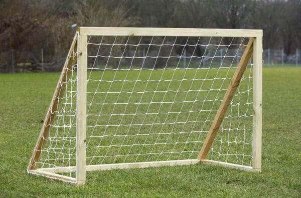 Fodboldmål i træ fra Homegoal Classic Mini 120x150