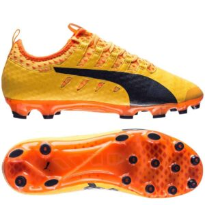 PUMA evoPOWER Vigor 1 AG - Gul/Navy/Orange