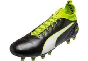 fodboldstøvler med sok, PUMA evotouch