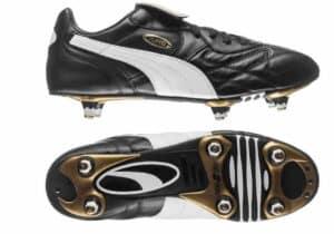 fodboldstøvler til brede fødder, PUMA King