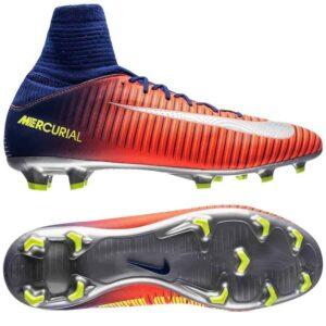 Mercurial, fodboldstøvler med sok
