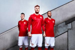 Danmarks VM 2018 landsholdstrøje