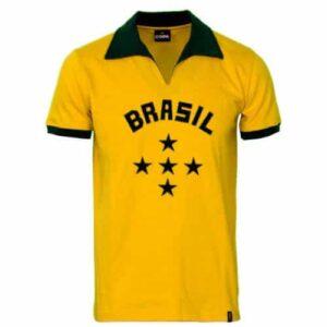Brasilien retrotrøje