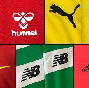 Replica, Authentic eller Vapor fodboldtrøjer – hvad skal du vælge?