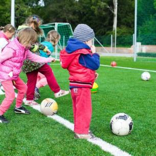 Fodboldmål til børn